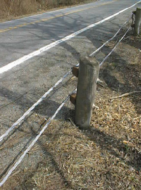 Outdated Guardrail